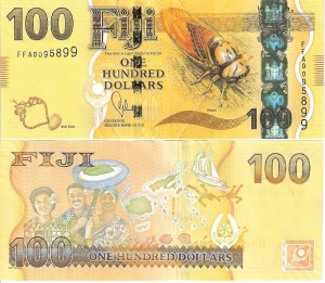 New Fiji 50 Dollar note - available for purchase at robertsworldmoney.com