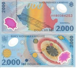 Romania 2,000 Lei p111