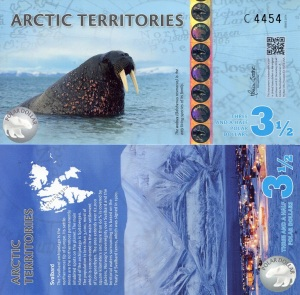 smallarcticterritories3.5polardollarsnew2014