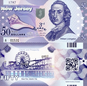 New Jersey $50 fun noterobertsworldmoney.com
