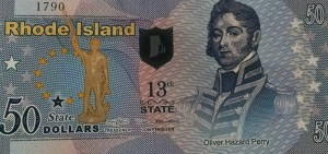 Rhode Island State Banknote