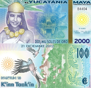 Mayan Empire 200 Soles de Oro Available at robertsworldmoney.com