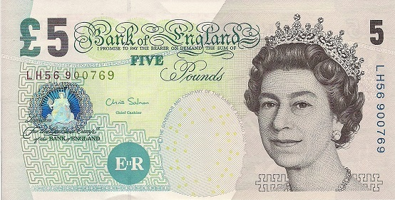Crazy English Currency Roberts World Money