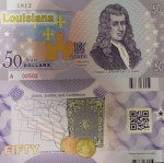 Louisiana State Banknote - #18