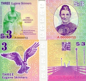 Eugene Skinners - Local Currency