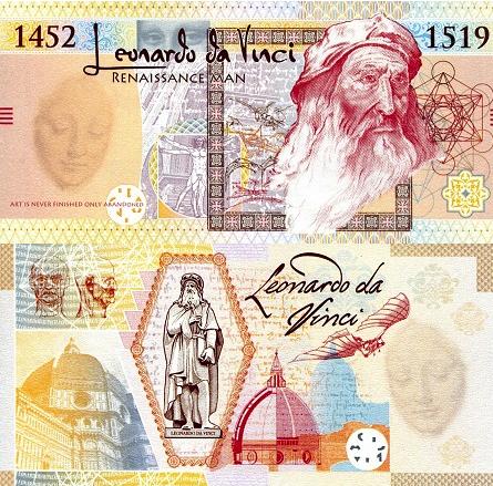 leonardodavincibanknote