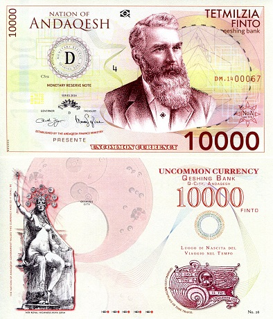10,000 Finto Banknote