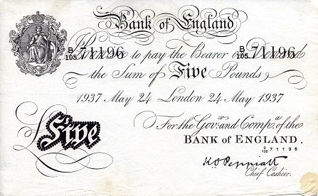 smallengland5poundspna-1937f