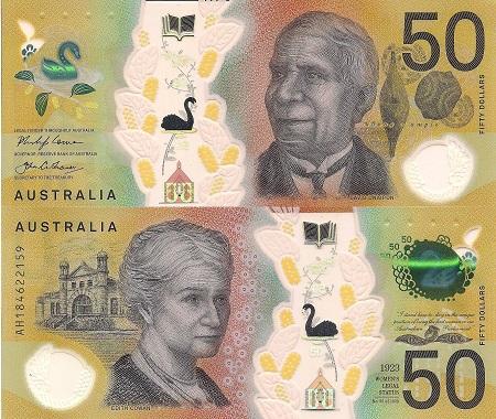 Australia 50 Dollars